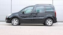 Peugeot Partner Tepee HDi 115, Seitenansicht