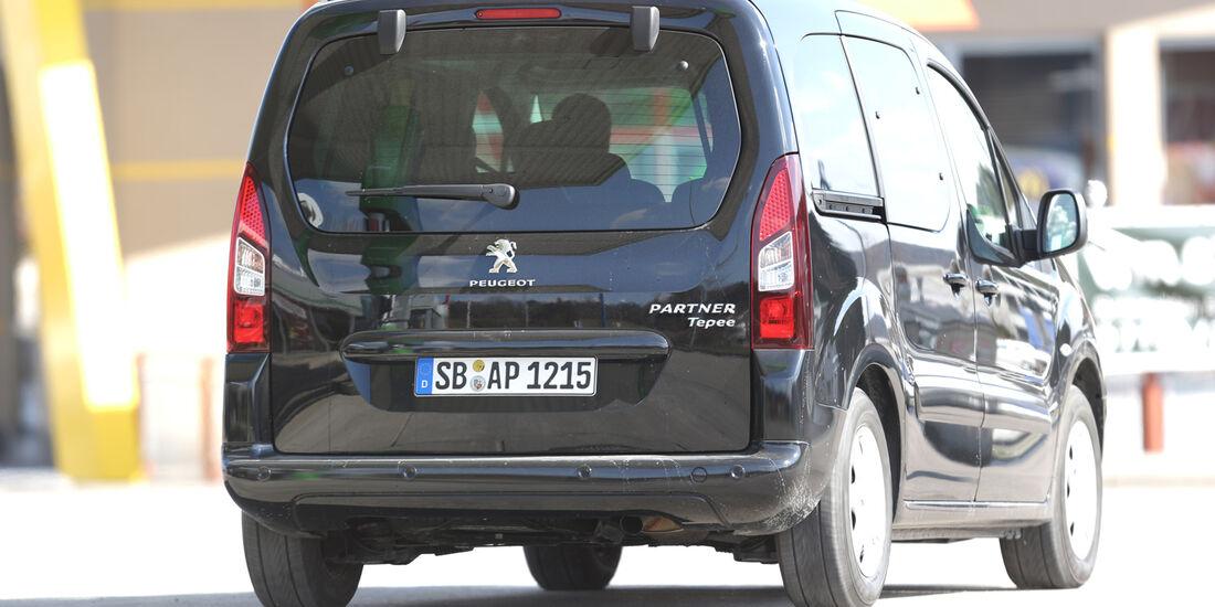 Peugeot Partner Tepee Hdi Fap 115 Im Fahrbericht Auto