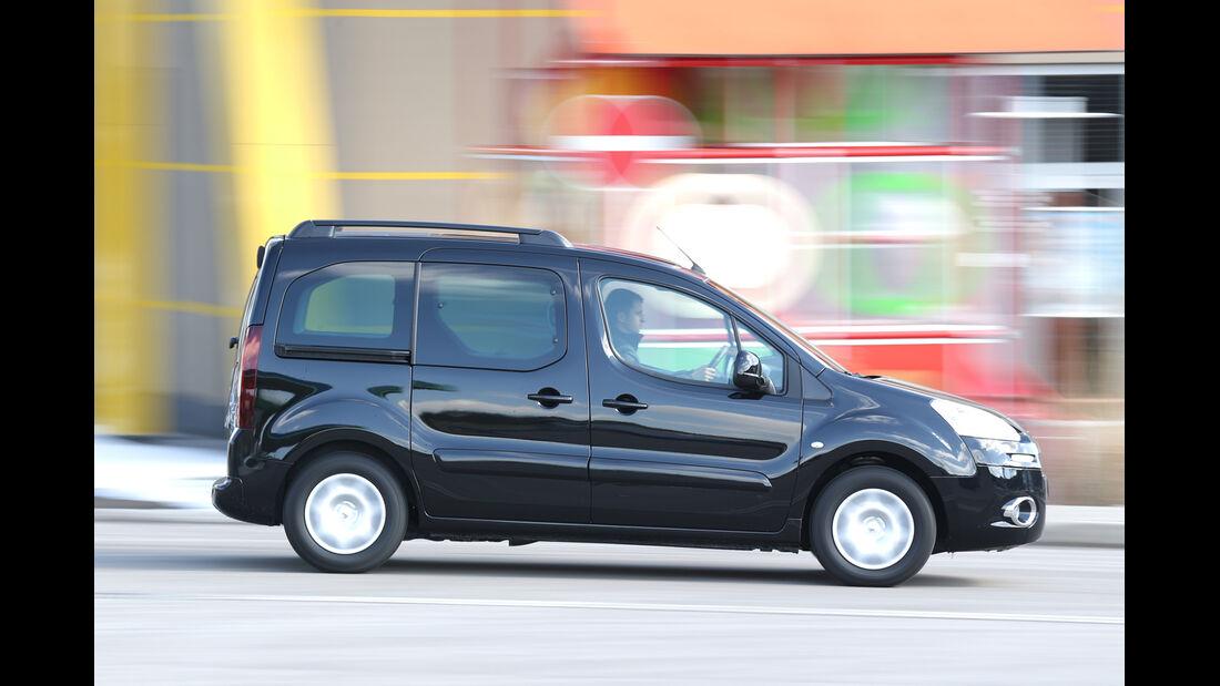 Peugeot Partner Tepee HDi FAP 115 Allure, Seitenansicht