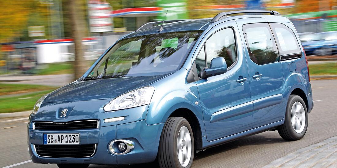Peugeot Partner Fahrbericht Mein Partner Mit Der Neuen