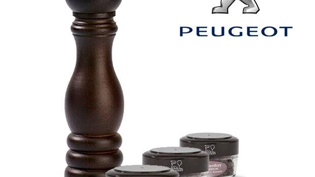 Peugeot Pfeffermühle Adventskalender 2018