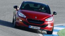 Peugeot RCZ 1.6 200 THP, Frontansicht