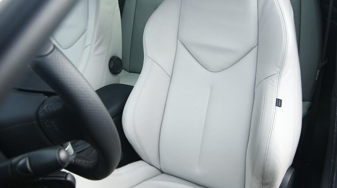 Peugeot RCZ 1.6 200 THP Sitz