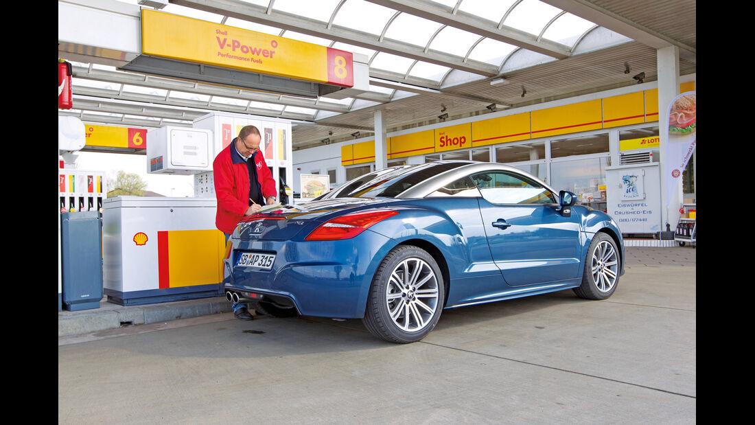 Peugeot RCZ 155 THP