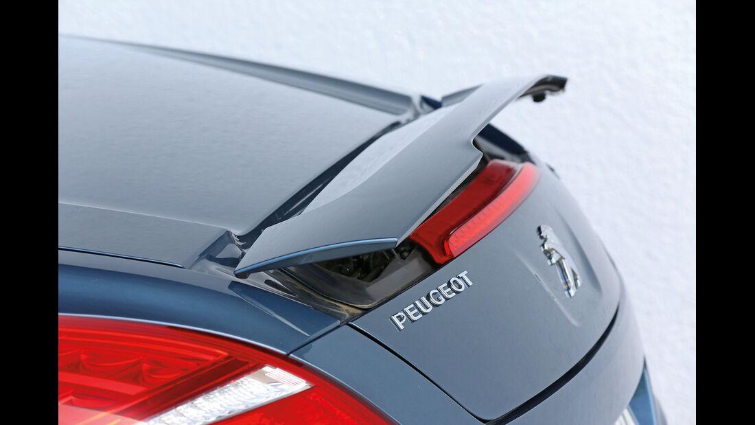Peugeot RCZ 2.0 HDi 160, Heckspoiler