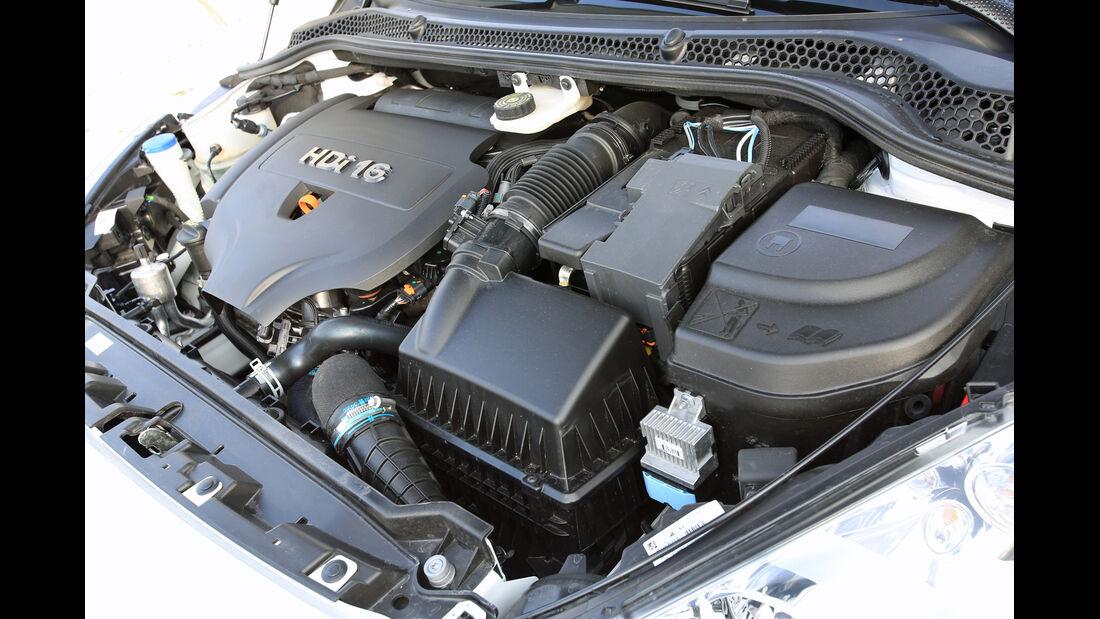 Peugeot RCZ 2.0 HDi FAP 163, Motor