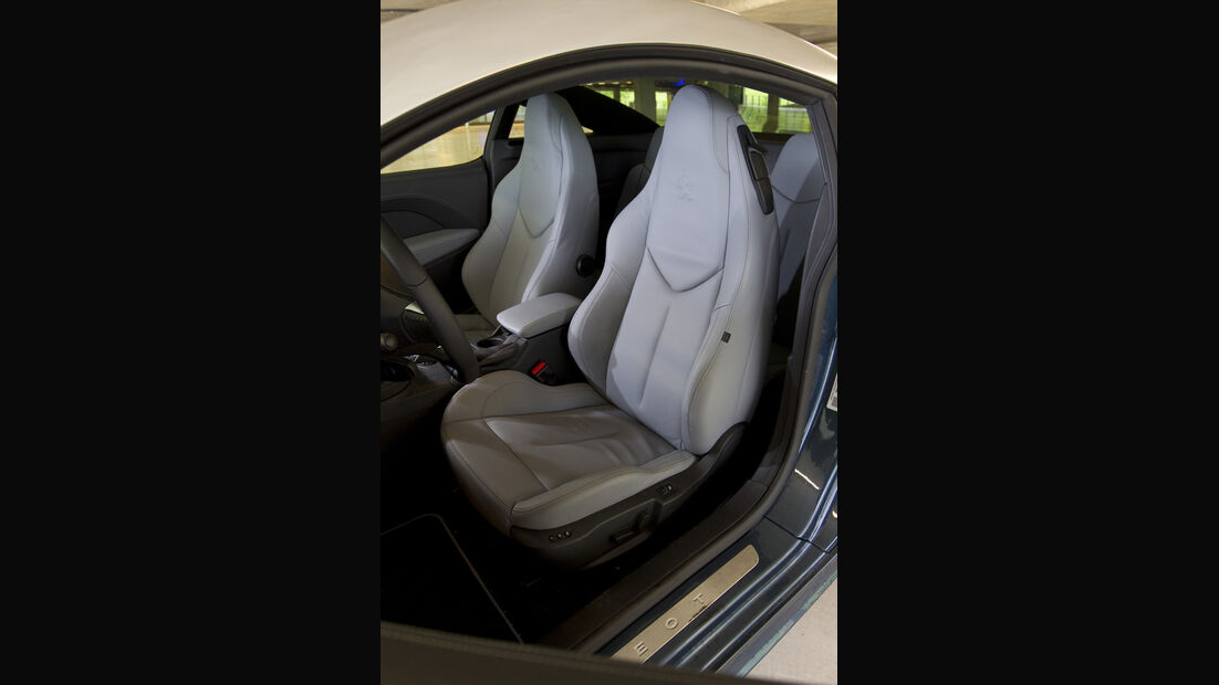 Peugeot RCZ Fahrersitz