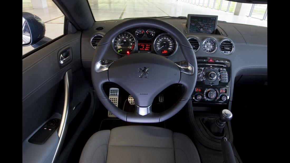 Peugeot RCZ Lenkrad