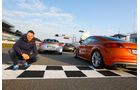 Peugeot RCZ R, Audi TTS, Porsche Cayman, Christian Gebhardt