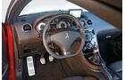 Peugeot RCZ R, Cockpit