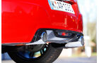 Peugeot RCZ R, Endrohre, Auspuff