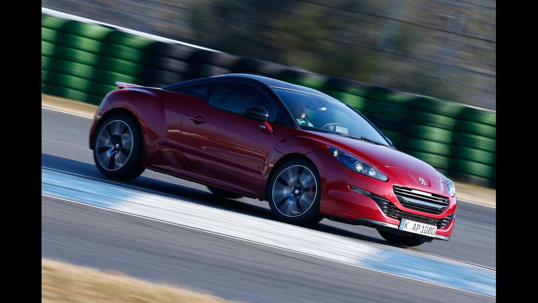 Peugeot RCZ R, Frontansicht