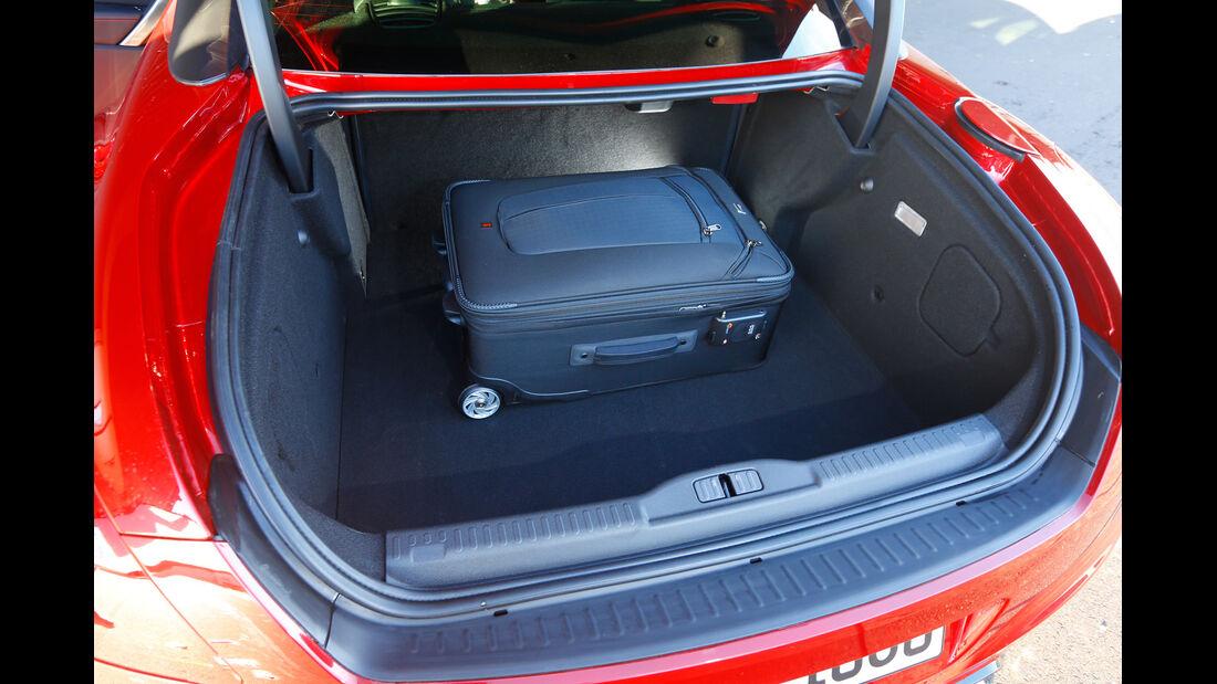 Peugeot RCZ R, Kofferraum