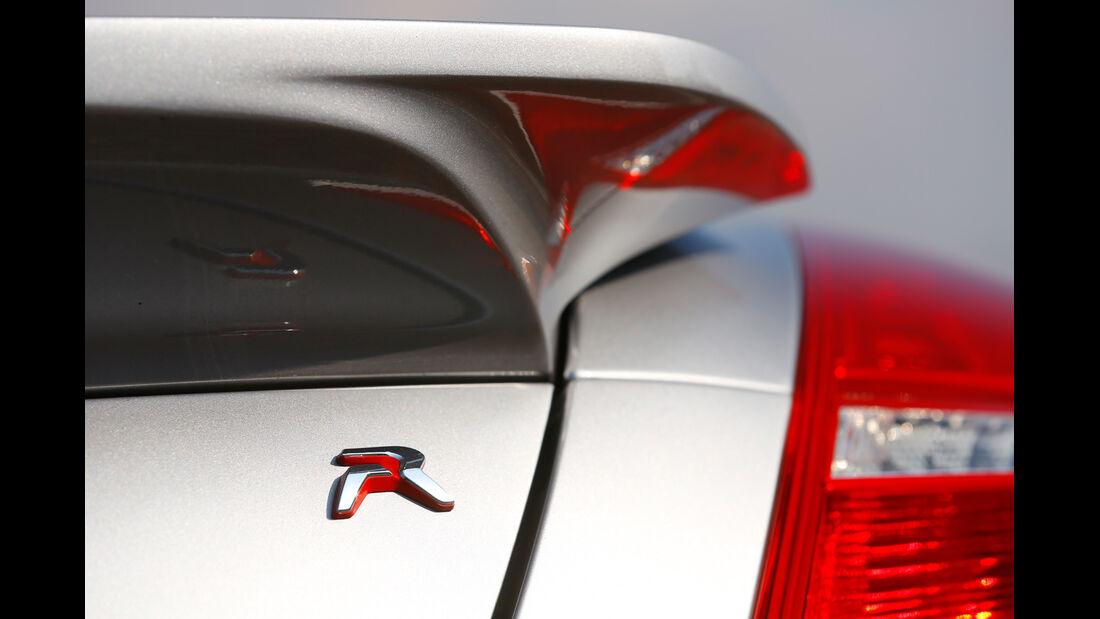 Peugeot RCZ R, Typenbezeichnung, Heckleuchte