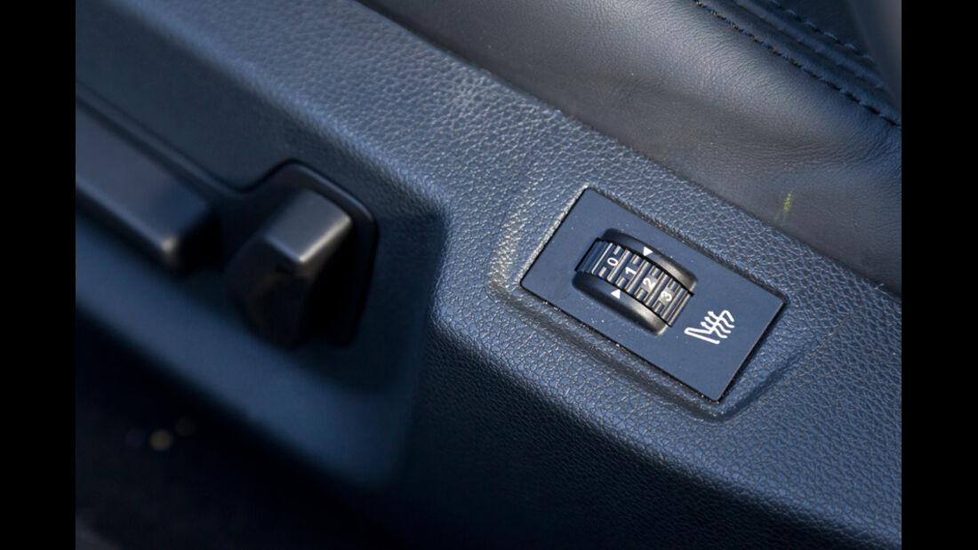 Peugeot RCZ, Sitzheizung