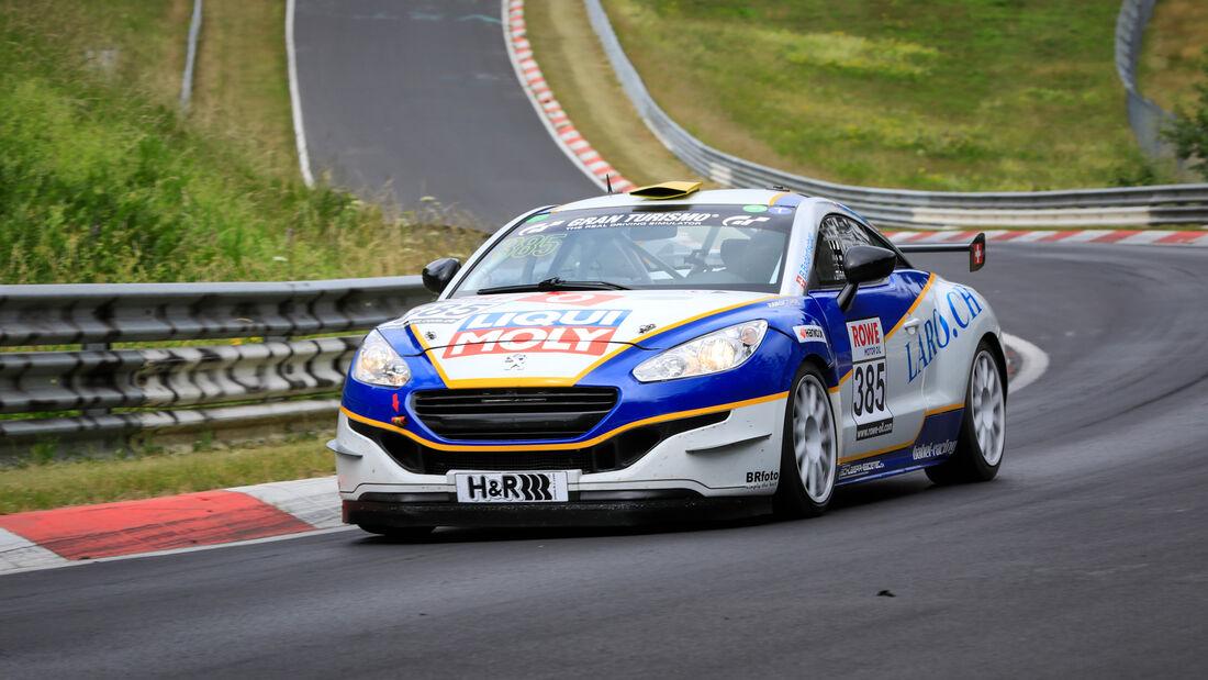 Peugeot RCZ - Startnummer #385 - Team Rallye Top - SP2T - NLS 2020 - Langstreckenmeisterschaft - Nürburgring - Nordschleife