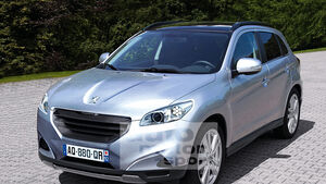 Peugeot RXC