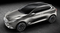 Peugeot SxC, Conceptcar, Dach