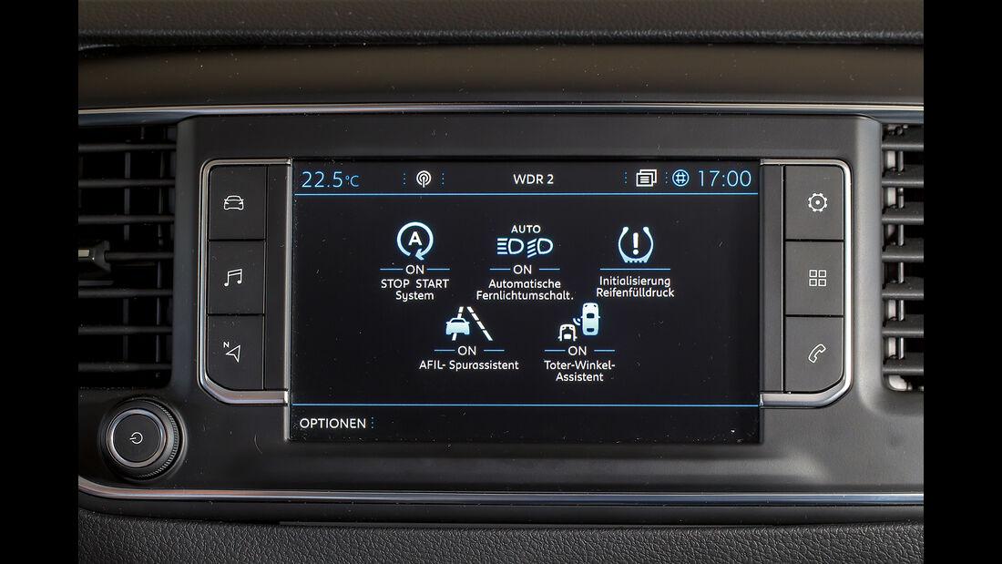 Peugeot Taveller Infotainment