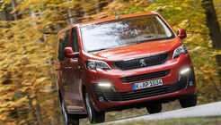 Peugeot Traveller HDi 150 L2, Frontansicht