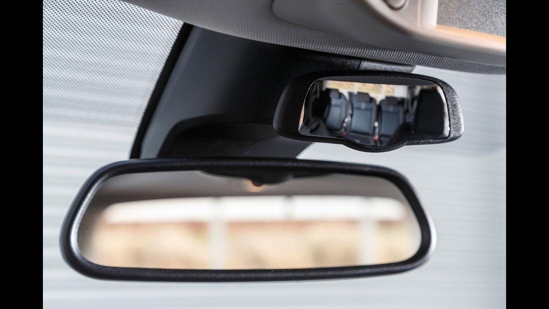 Peugeot Traveller HDi 150 L2, Rückspiegel