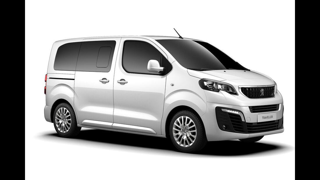 Peugeot Traveller Irmscher iBox