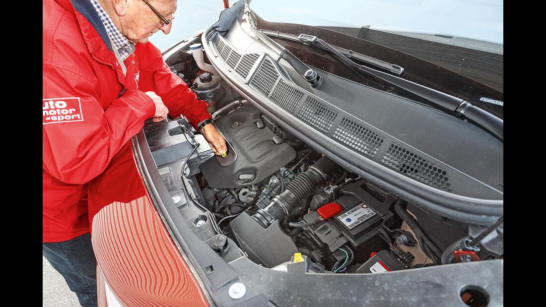 Peugeot Traveller Motor