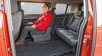 Peugeot Traveller Sitzbank