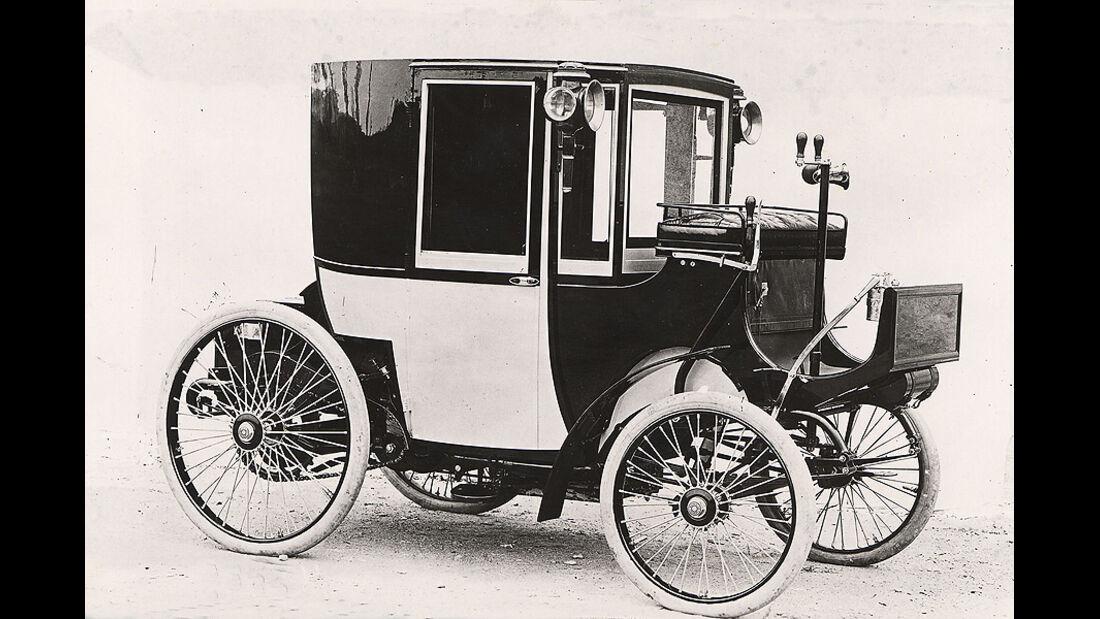 Peugeot Typ 21 1898