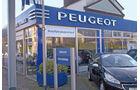 Peugeot, Werkstättentest, Essen: Auto Parc France GmbH