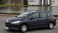 Peugeot, Werkstättentest, Seitenansicht
