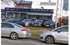 Peugeot, Werkstättentest, Ulm: Autohaus Sayler GmbH & Co. KG