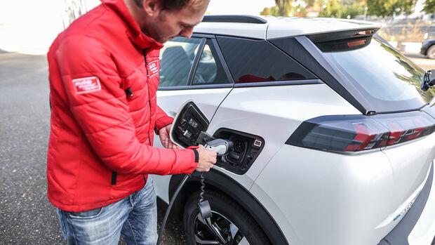 Peugeot e-2008 Allure, Exterieur