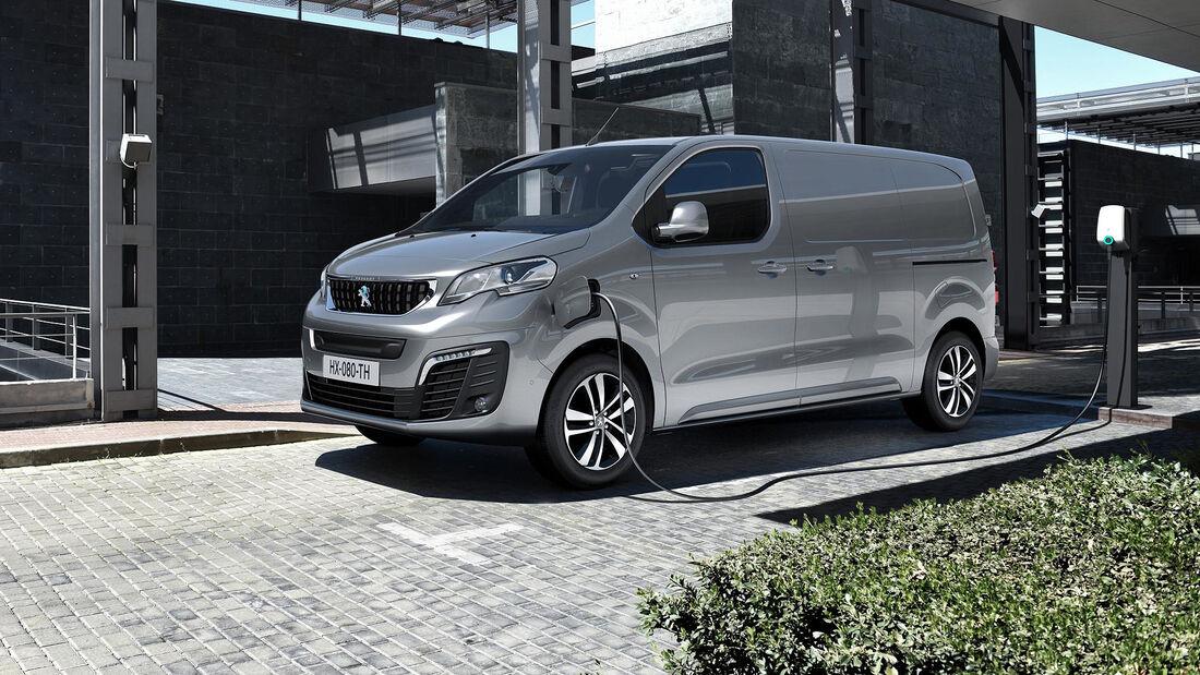 Peugeot e-Expert 2020