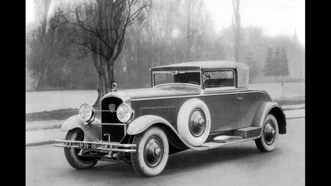 Peugeot faux cabriolet, 1928