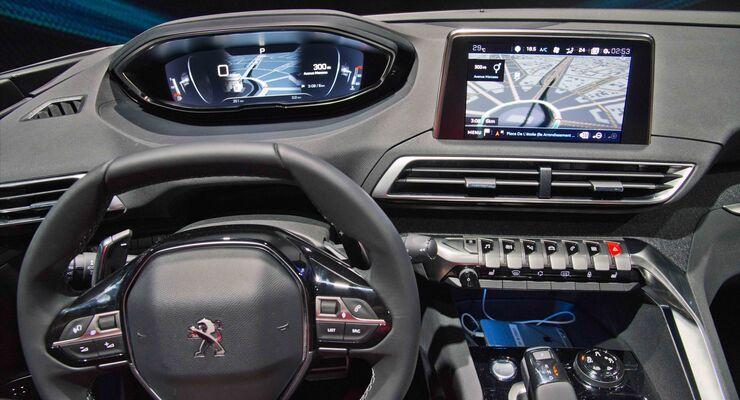 Peugeot iCockpit