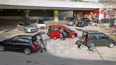 Peugeot, verschiedene Modelle