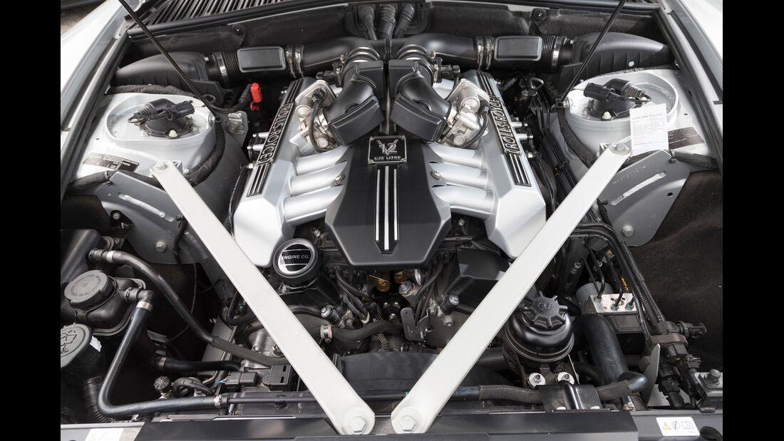 Phantom Series II Drophead Coupé, Motor