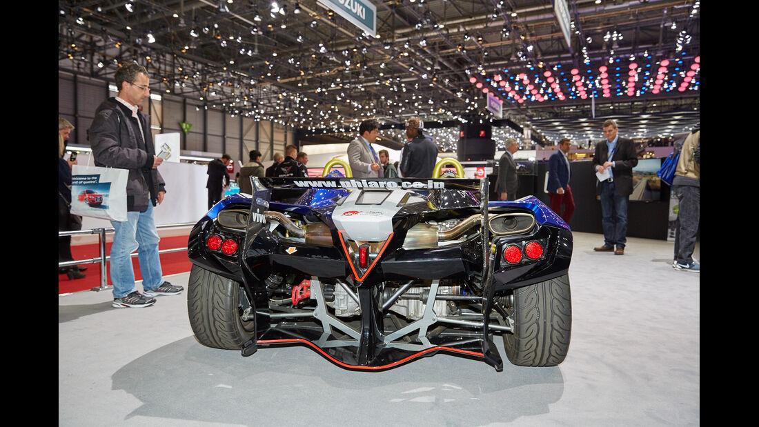 Phiaro P75 Concept CIPHER Genf