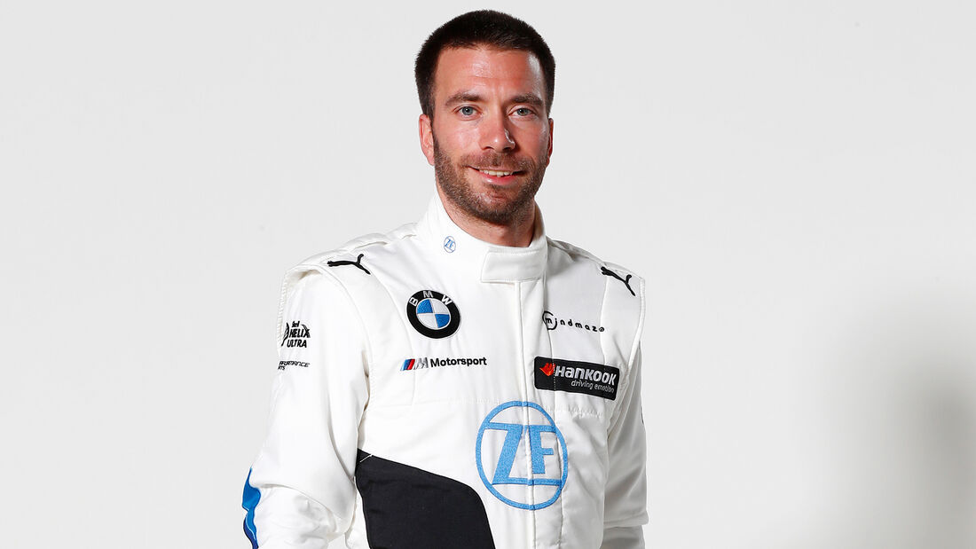 Philipp Eng - BMW - DTM-Auto 2020