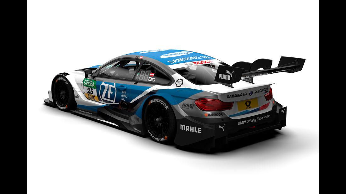 Philipp Eng - BMW - DTM-Autos 2018