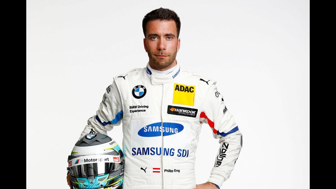 Philipp Eng - BMW - Porträt - DTM 2018