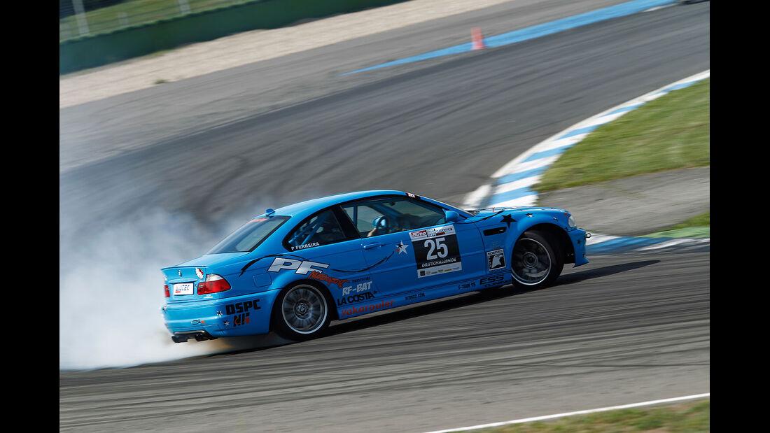 Philippe Ferreira, Drifter25DriftChallenge, High Performance Days 2012, Hockenheimring