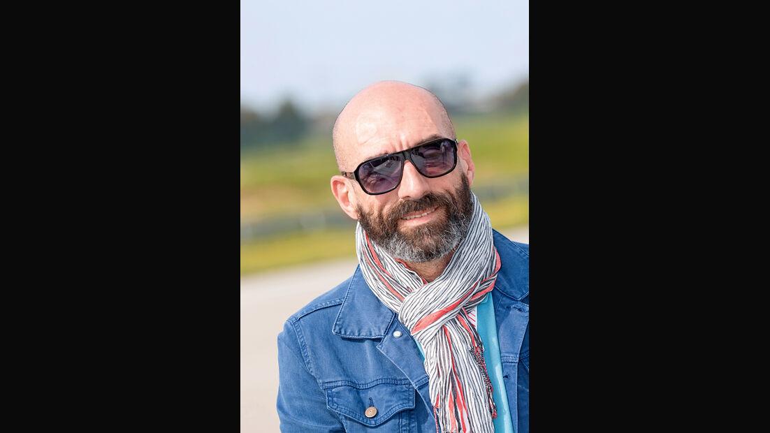 Philippe Lebrun, Porträt