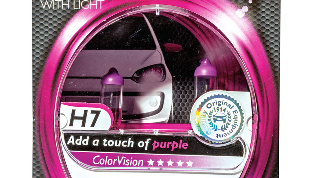 Philips Color Vision