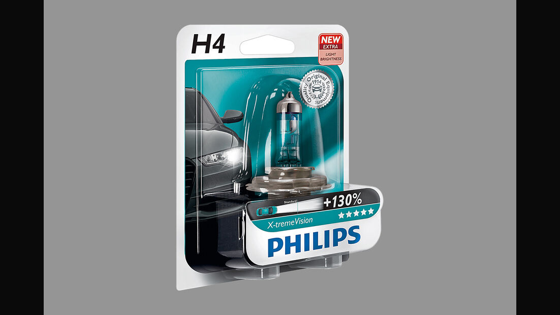 Philips X-treme Vision +130 %