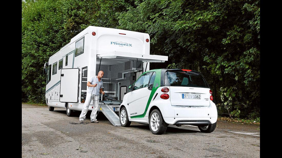 Phoenix Maxi-Liner, Caravan Salon 2014
