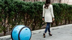 Piaggio Roboter Gita Kilo