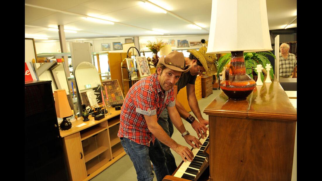 Piano, Second-Hand-Laden