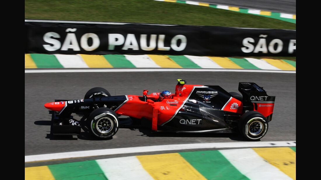 Pic Marussia GP Brasilien 2012